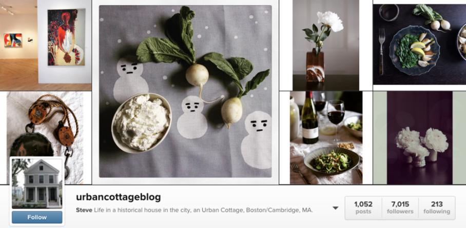 Followurbancottageblogforincredible images of food, gardens, flowers, interiors, and life on the east coast.