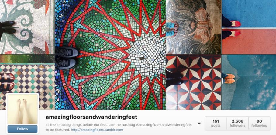 amazingfloorsandwanderingfeetis another profilefeaturing amazing floors.