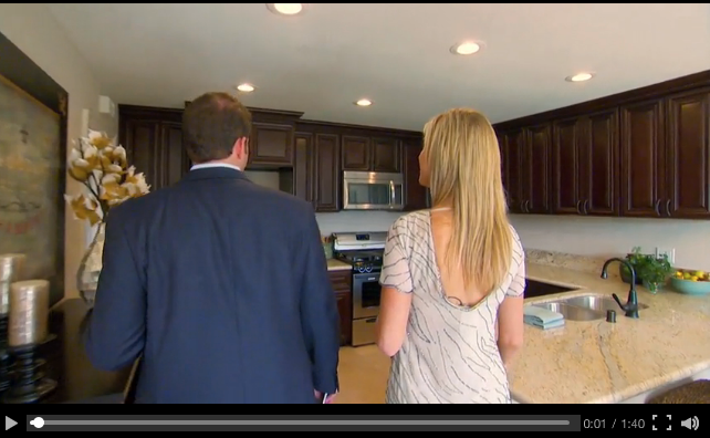 HGTV VIDEO: Frugal Fixes for your Kitchen | Click to watch!