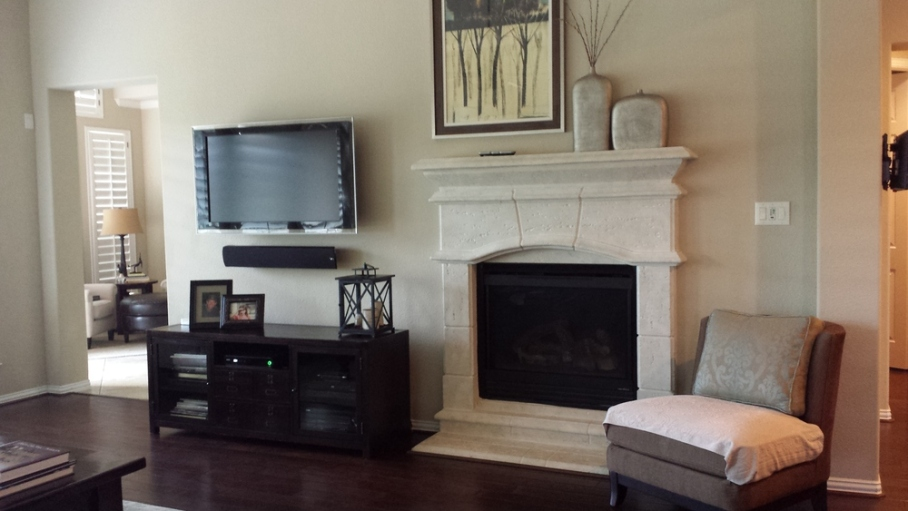 Before - fireplace wall.jpg